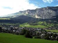 Abrisskante Flimser Bergsturz