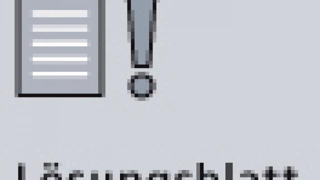 Bild: A1.3 Elektroquiz – Der Technik auf der Spur (Lösungsblatt)