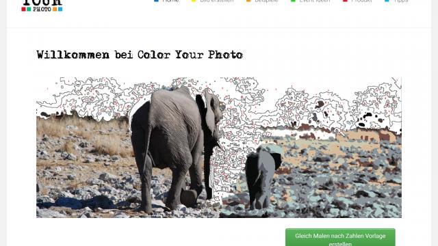 Bild: Color Your Photo