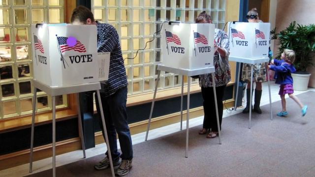 Bild: Die US-Präsidentschaftswahl