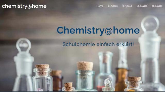 Bild: Chemistry@home - Schulchemie einfach erklärt