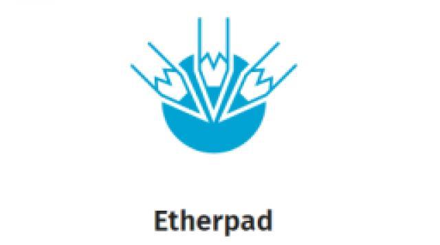 Bild: Etherpad